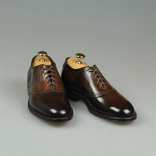 Alden Shoes Genuine Horween Shell Cordovan Leather