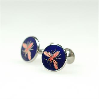 Codis Maya Cufflink winged bee
