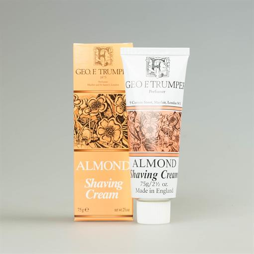 Geo F. Trumper Tube almond shaving cream 75gr