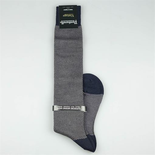Pantherella Long sock birds eye