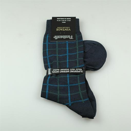 Pantherella Sock straight check