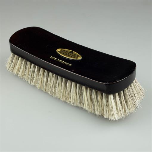 Roch. shoe-tree co Shoe brush horsehair large