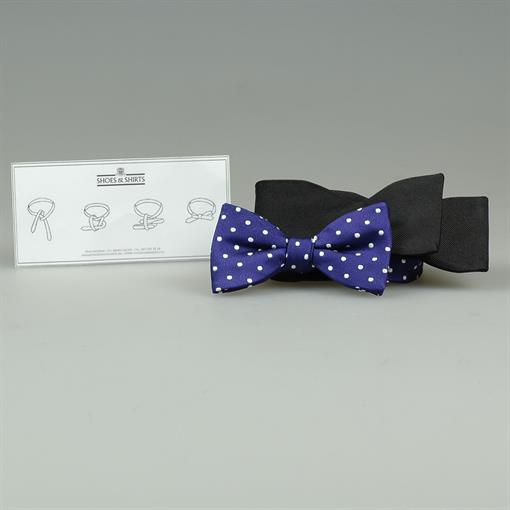 Shoes & Shirts Bow-tie polkadot