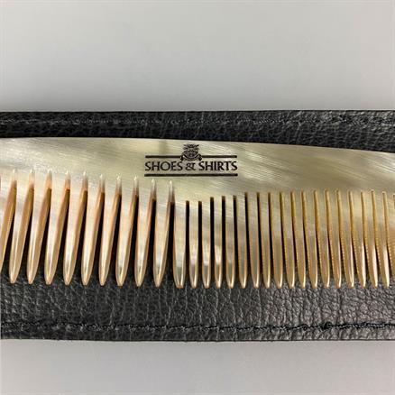 Abbeyhorn Horn pocket comb 5.