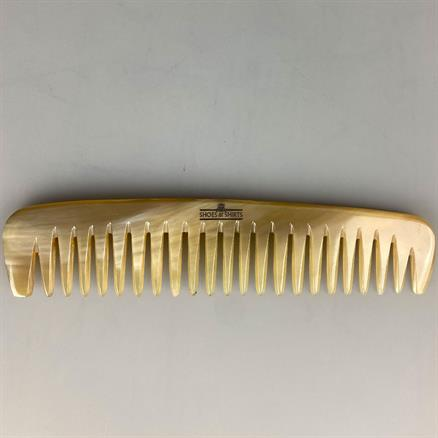 Abbeyhorn Horn wide comb 7inch