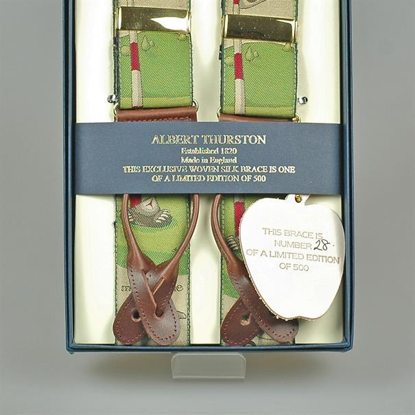 Albert Thurston Braces ltd.edition