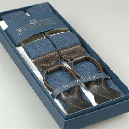 Albert Thurston Braces wool