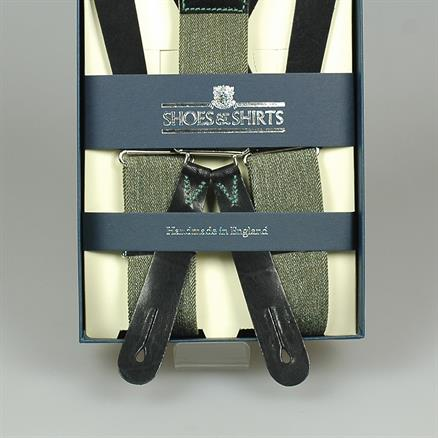 Albert Thurston Military braces