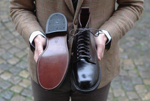 Alden Cordavan Boot