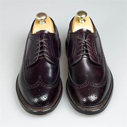 Alden Long wing cordovan