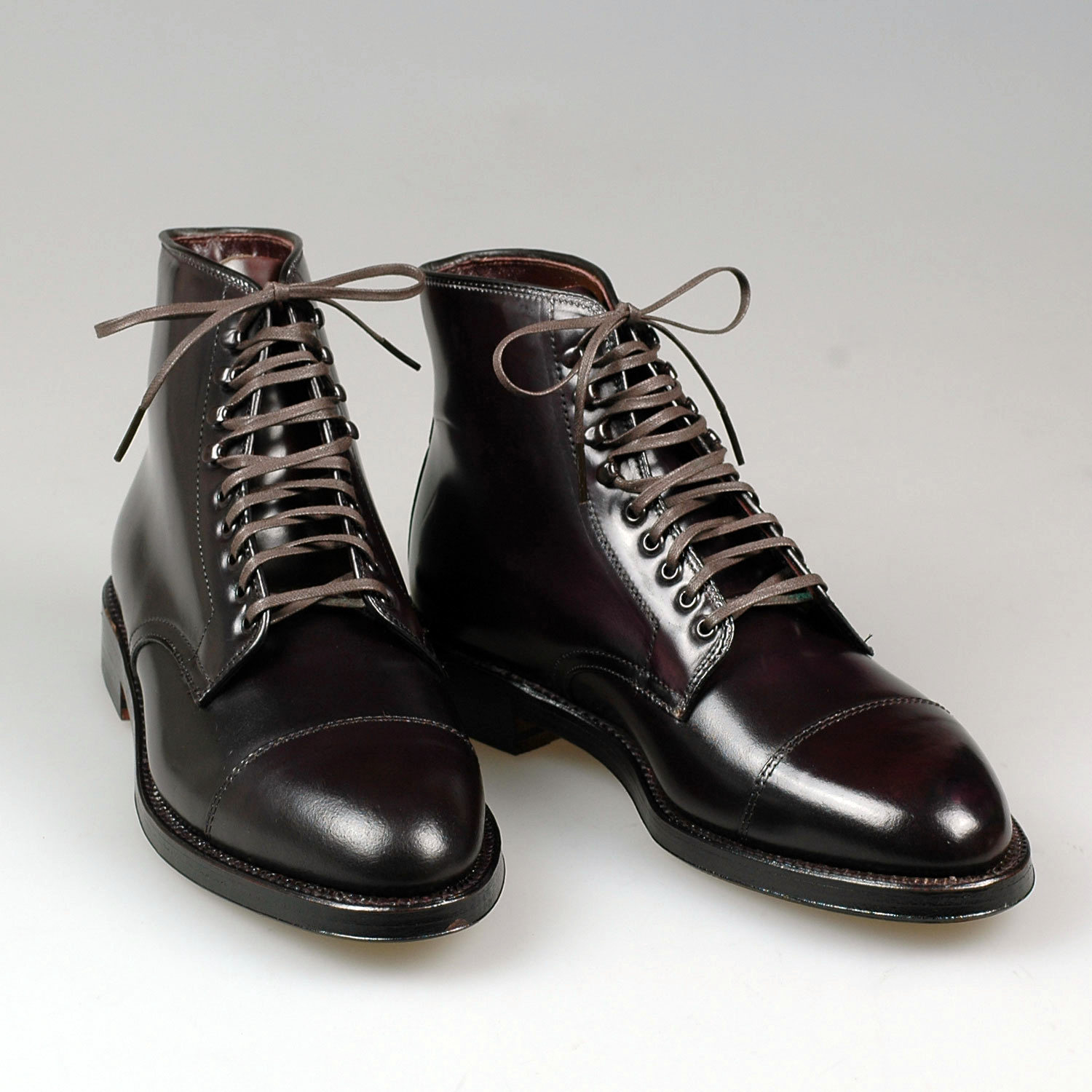06f564175387 Shell Cordovan - Durability at its finest - Inspiration - About us ...