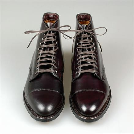 Alden Navy boot
