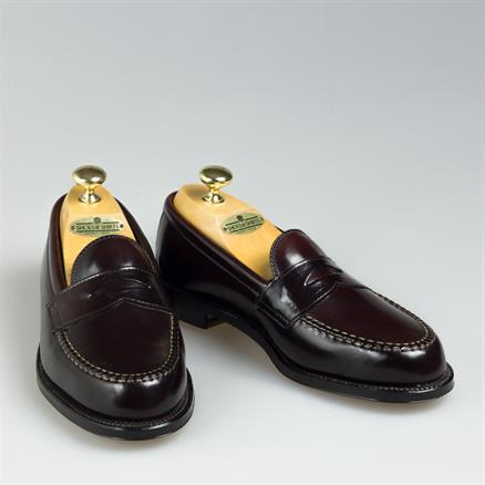 Alden Penny loafer cordovan