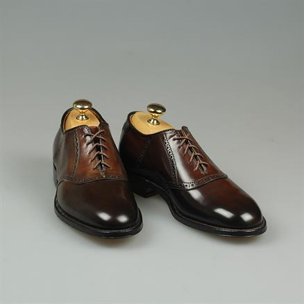Alden Sadldle oxford