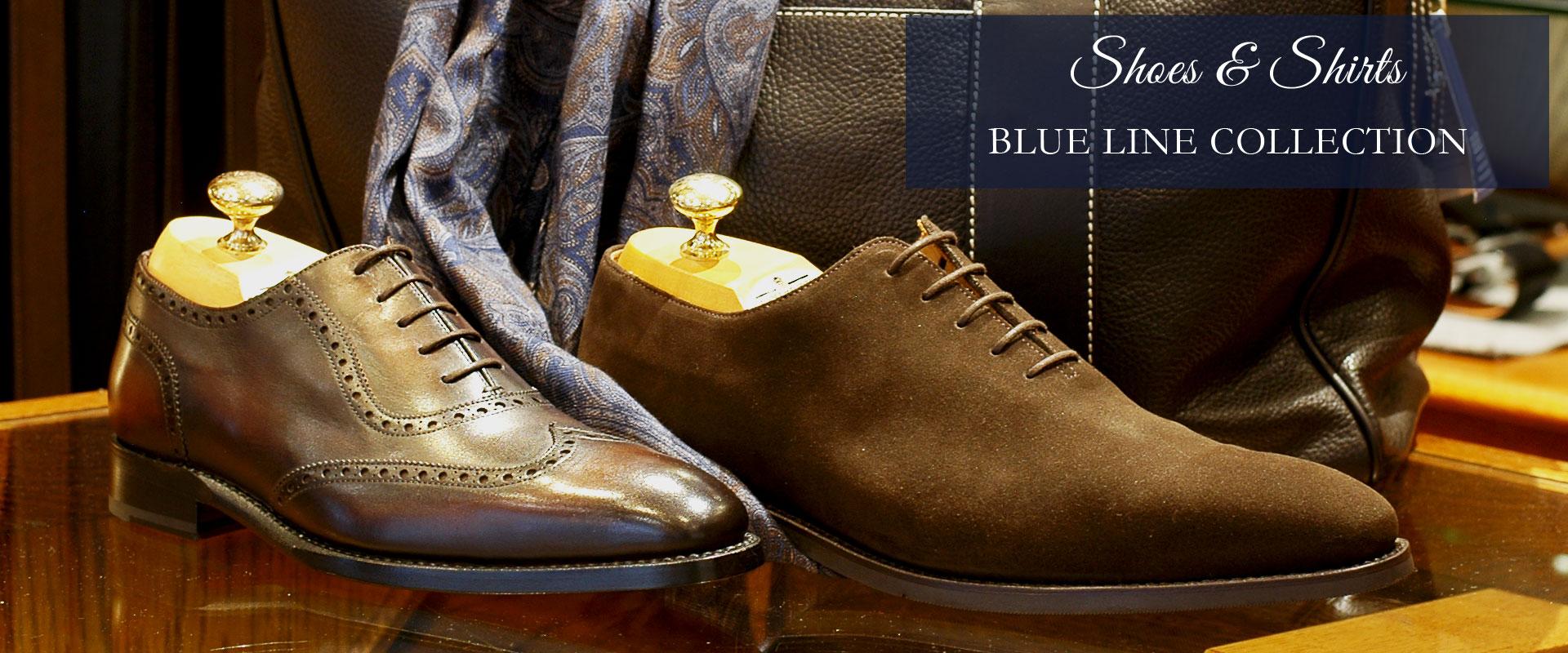 Blue Line Shoes
