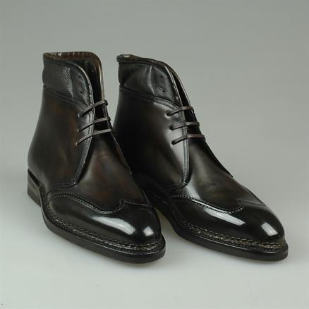 Bontoni Poeta high boot lamb