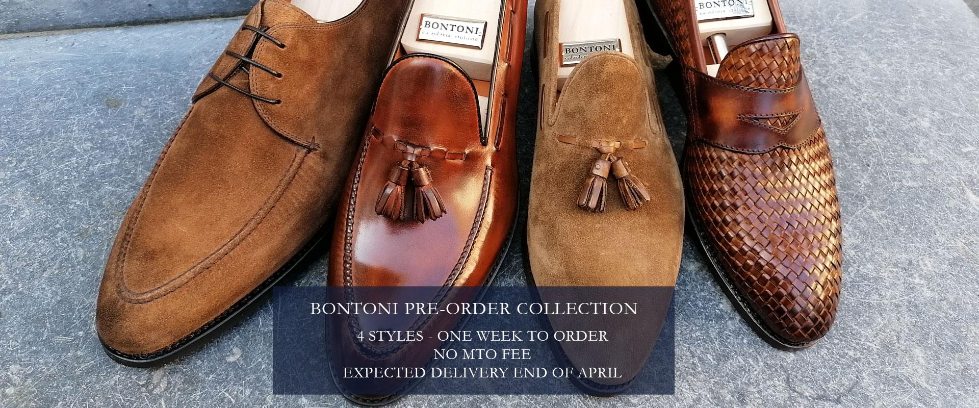 Bontoni Pre-Order