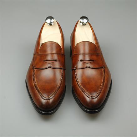 Bontoni Principe due loafer