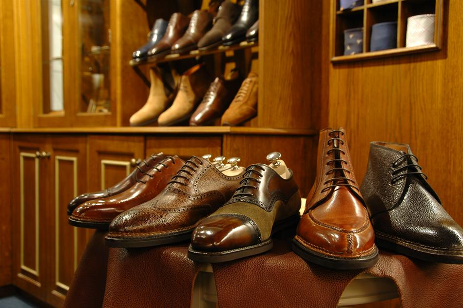 Bontoni - the art of shoemaking