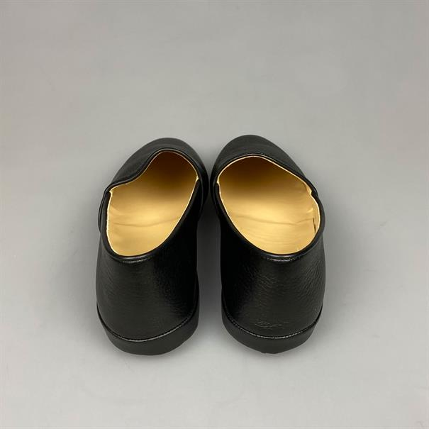 Bowhill & Elliott Deerskin leather slipper