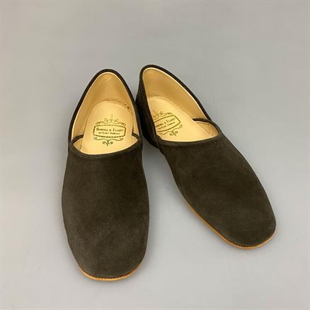 Bowhill & Elliott Grecian house slipper