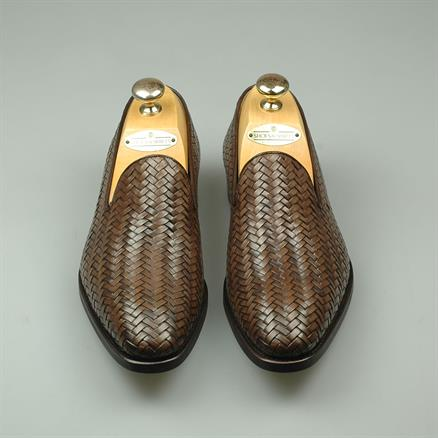 Carmina Cristo wholecut loafer
