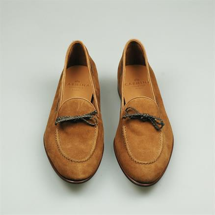 Carmina Sophia unlined loafer