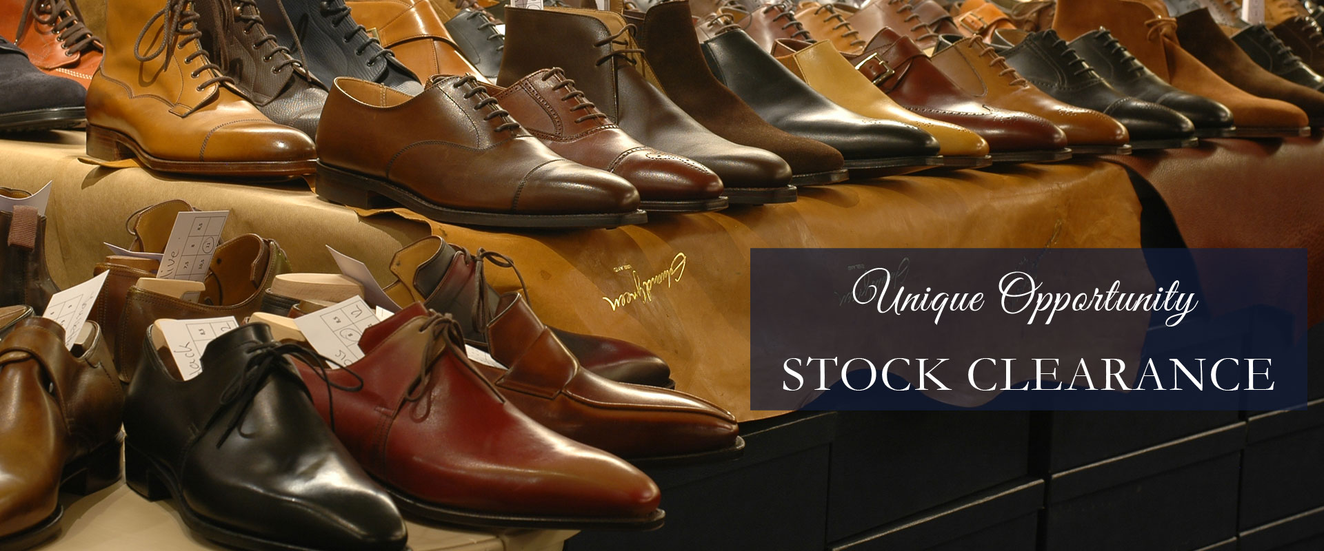 Clearance at Shoes & Shirts