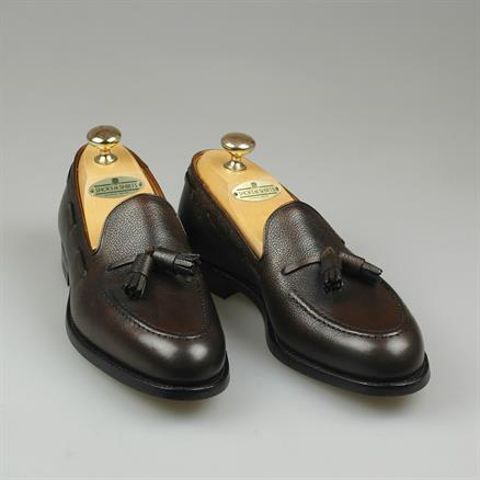 Crockett & Jones Cavendish 2 pebble grain