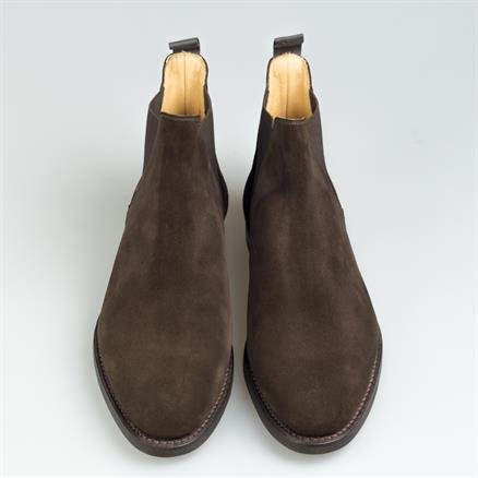 Crockett & Jones Chelsea boot r suede