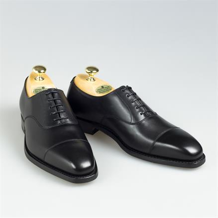 Crockett & Jones Hallam city rubber