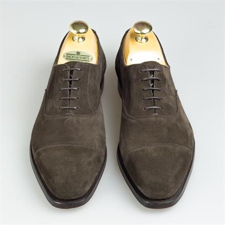 Crockett & Jones Hallam suede