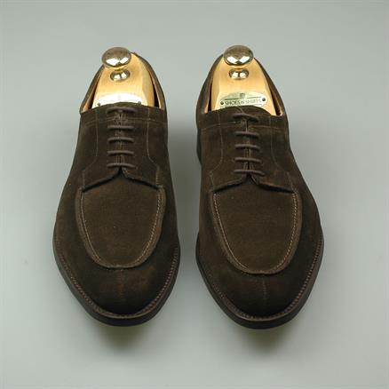 Crockett & Jones Hardwick suede