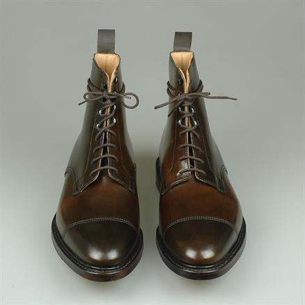 Crockett & Jones Harlech cordovan