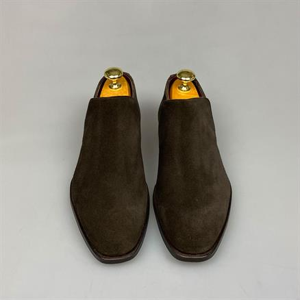 Crockett & Jones Kempton 3 suede