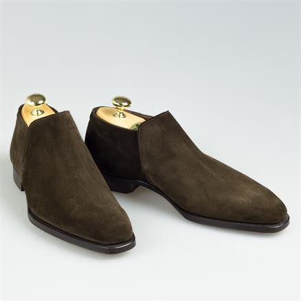 Crockett & Jones Kempton suede