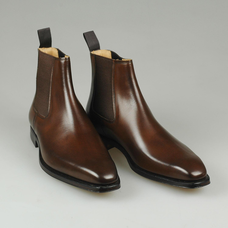 classic shoes great quality best sell Crockett & Jones Lingfield burnished calf