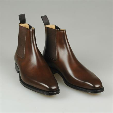 Crockett & Jones Lingfield burnished calf