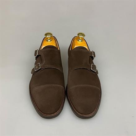 Crockett & Jones Lowndes 4 suede
