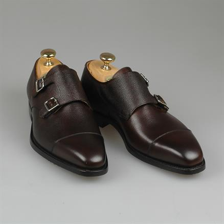Crockett & Jones Lowndes pebble grain