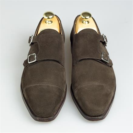 Crockett & Jones Lowndes suede