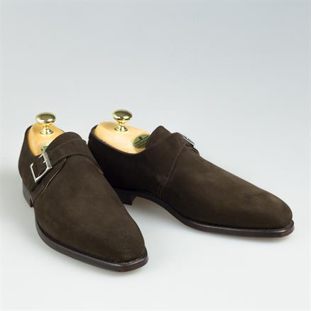 Crockett & Jones Monkton suede