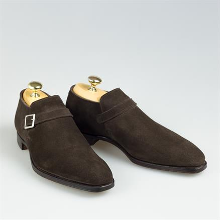 Crockett & Jones Portman suede