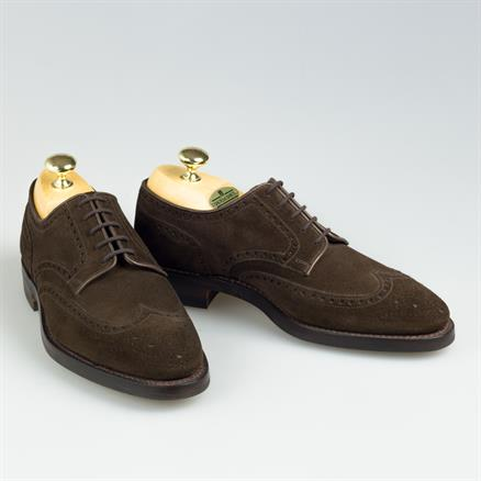 Crockett & Jones Swansea suede