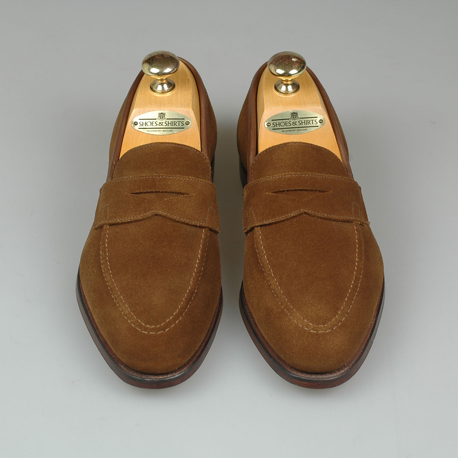40108cc2669 Crockett   Jones Sydney snuff suede
