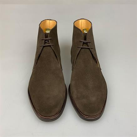 Crockett & Jones Upton suede