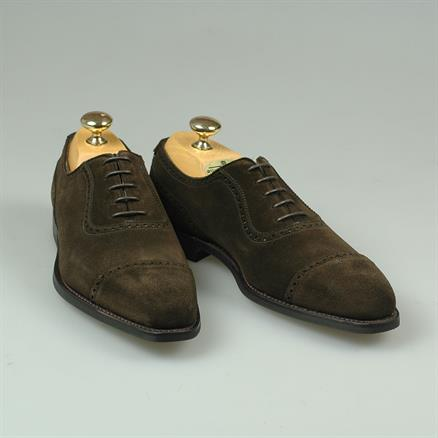 Crockett & Jones Westbourne suede