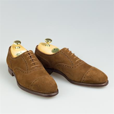 Crockett & Jones Westfield suede