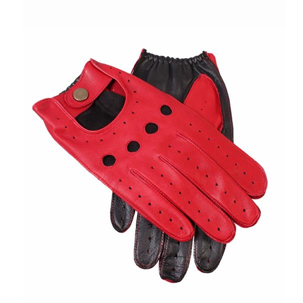 Dents Driving glove berry