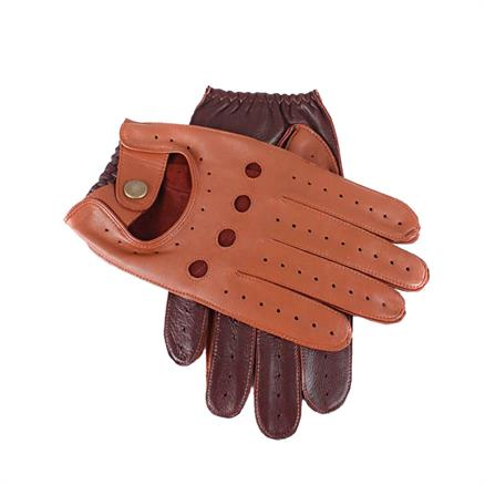 Dents Driving glove cognac